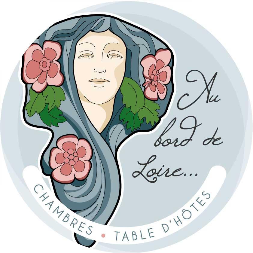 logo au bord de Loire